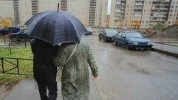 Ливень, гроза иураган: синоптики рассказали опогоде вПетербурге12августа