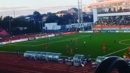 ЦСКА 1:1«Енисей»— матч третьего тура чемпионата России закончился ничьей