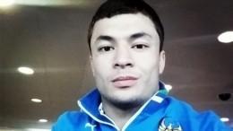 Убийство вТашкенте бойца ММА Джамшида Кенжаева попало навидео