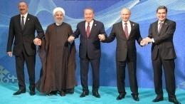 Что изменится после подписания Конвенции оправовом статусе Каспия