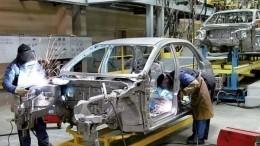 Уавтопрома Украины очередной обвал производства