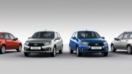 «АвтоВАЗ» приступил кпроизводству новой Lada Granta