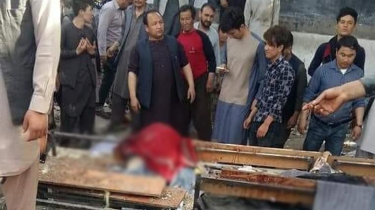 Число погибших при взрыве вАфганистане выросло до25 человек