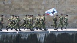 Шойгу рассказал остроительстве вКаспийске новой военно-морской базы