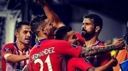 «Реал» несмог одолеть «Атлектико» без Роналду иЗидана