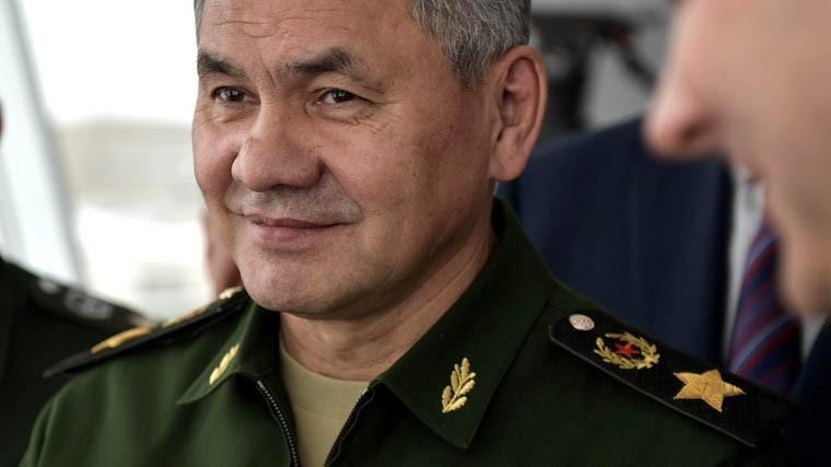 Шойгу заявил осоздании вКаспийске полноценной военно-морской базы