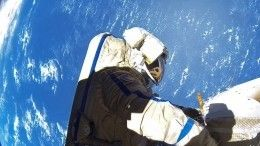 Российский экипаж МКС завершил выход воткрытый космос