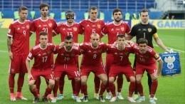Сборная России пофутболу поднялась на49 место врейтинге ФИФА