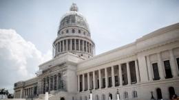 Россия выделит 642 миллиона рублей нареставрацию купола Капитолия наКубе