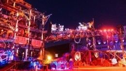 ВСевастополе стартовал ежегодный фестиваль байкеров