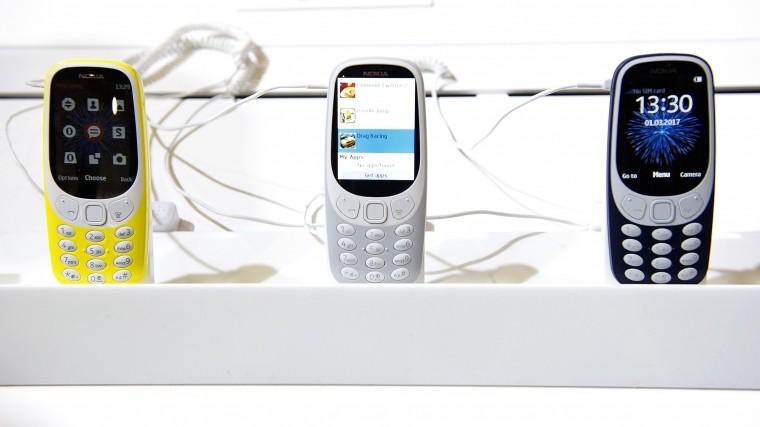 Долой зависимость: вмире резко выросли продажи телефонов без интернета
