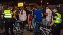 ВНидерландах эвакуировали вокзал из-за сообщений обомбе