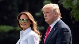 Трамп заменил мебель вБелом доме, которую выбирала его жена