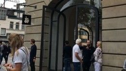 Вамстердамском магазине сгорелiPad— пострадали покупатели