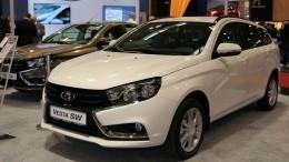 Составлен рейтинг самых продаваемых в2018 году отечественных машин
