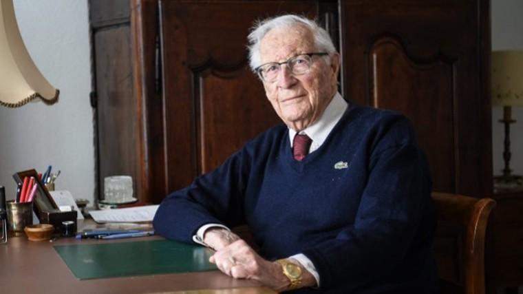 Изобретатель наручных кварцевых часов умер ввозрасте 100 лет