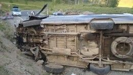 Граждан Монголии, пострадавших вДТП наАлтае, вертолетом отправят вбольницу