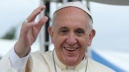 Папа Римский провел встречу вДублине сжертвами священников-педофилов
