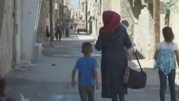 Успеть коДню Знаний— всирийскую Аль-Диабию возвращаются люди: репортаж