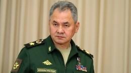 Шойгу: Военные маневры всентябре станут крупнейшими започти сороклет
