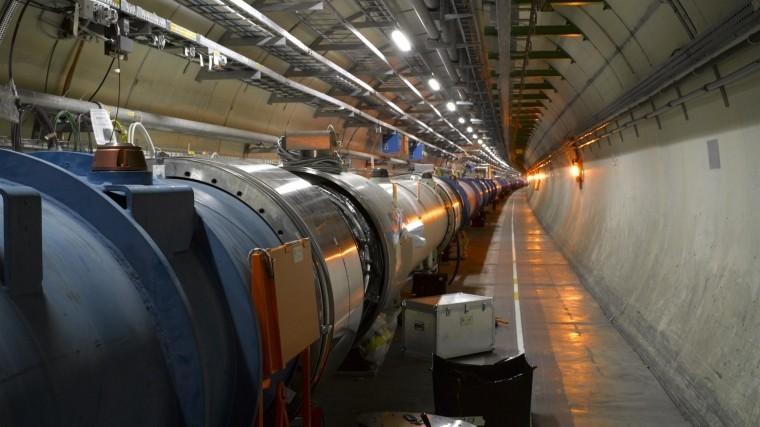 Стало известно, когда вСибири запустят уникальный коллайдер