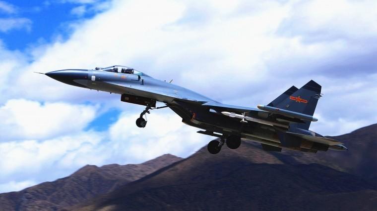 Китайский военный самолет нарушил воздушное пространство Южной Кореи