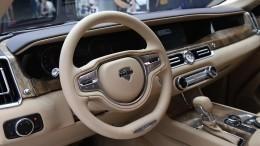 Стало известно, когда люксовый седан илимузин Aurus поступят впродажу