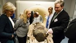 Ученые раскрыли тайну египетской мумии изСтэнфордского университета