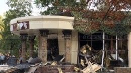 При покушении наЗахарченко погибли ипострадали неменее11 человек