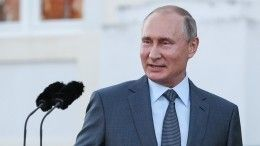 Владимир Путин познакомился снаучными программами центра «Сириус»