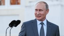 Путин признался, что помогает ему вести международные переговоры