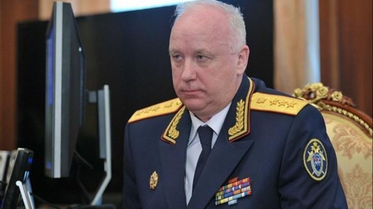Глава СКРФБастрыкин взял под контроль дело обубийстве полицейского вМоскве