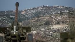 ОЗХО заинтересовала информация РФоготовящейся провокации всирийском Идлибе