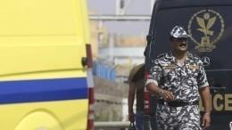 ВКаире задержан мужчина, пытавшийся взорвать посольство США