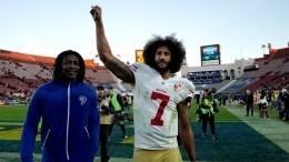 Американские патриоты массово сжигают продукцию Nike