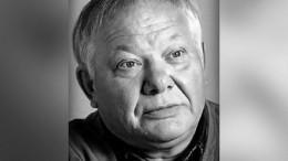 Скончался старейший актер Русского драмтеатра Карелии Геннадий Мелехин