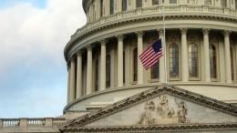 ВСША палата представителей Конгресса приняла новый законопроект посанкциям