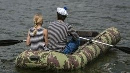 ВВологодской области перевернулась лодка спьяным местным жителем иего дочерью