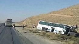 Жуткая авария савтобусом унесла жизни 15 человек вАфганистане