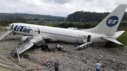 Названа возможная причина аварии Boeing ваэропорту Сочи