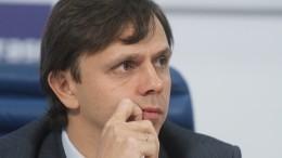 Врио губернатора Орловской области проголосовал забудущего руководителя региона