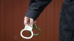 Водителя, врезавшегося вавтомобиль премьера Абхазии, посадили занаркотики