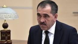 Юнус-Бек Евкуров избран главой Ингушетии