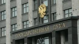 ВГосдуме отреагировали назадержание террориста ИГ* вСмоленской области