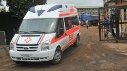 Несколько десятков человек погибли при взрыве бензовоза назаправке вНигерии