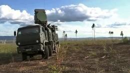 Научениях «Восток-2018» вБурятии ПВО отразили нападение условного противника