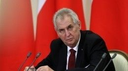 Власти Чехии решили перенести свое посольство изТель-Авива вИерусалим