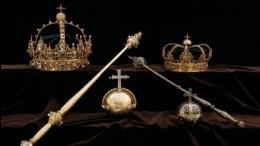 Подозреваемый вкраже регалий короля Карла IX иего супруги задержан вШвеции