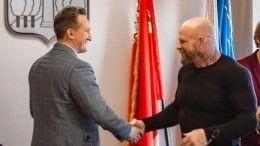 Боец Джефф Монсон вступил вдолжность депутата Красногорска