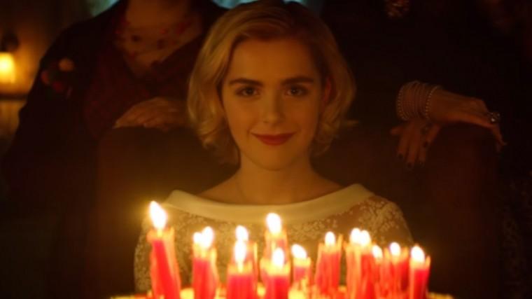Вышел тизер нового сериала про «Сабрину— маленькую ведьму»